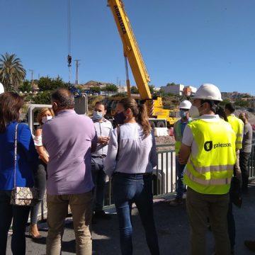 Lorca tendrá un nuevo espacio de ocio con la cubrición de la rambla de Las Chatas