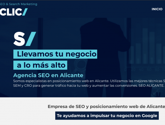 La empresa murciana SEOCLIC abre agencia seo en Alicante