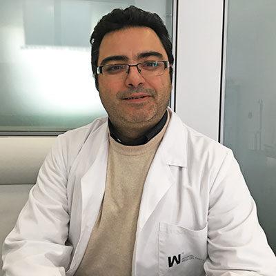 Jesús Alcaraz Rubio, el hematólogo murciano que ha patentado en EEUU una técnica de factores de crecimiento para enfermedades neurológicas