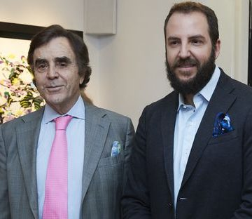 Muere Manolo Segura, ex de Tita Cervera y padre biológico de Borja Thyssen