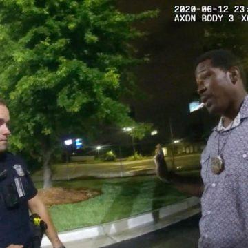Rayshard Brooks: asesinado a manos de un policía de EEUU