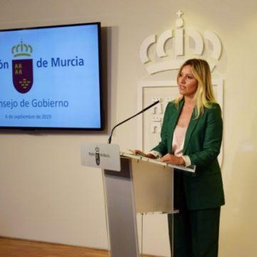 El Gobierno regional destaca que Murcia es la tercera comunidad que menos empleo perdió durante el segundo trimestre