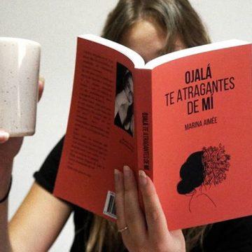 Marina Aimée, una joven promesa literaria de la que 'ojalá nos atragantemos'