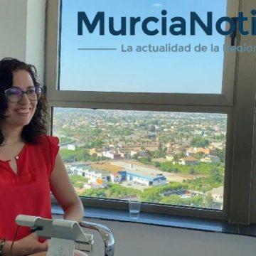 Ana María Flores, la psicóloga de 'Proxemia' en Murcia que conecta con sus pacientes