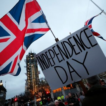 Inglaterra data con casi 800 millones de euros para reforzar las fronteras post-Brexit
