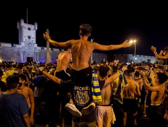 El Cádiz vuelve a Primera después de 15 años