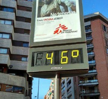 Salud activa el plan de acciones preventivas para mitigar los efectos del calor