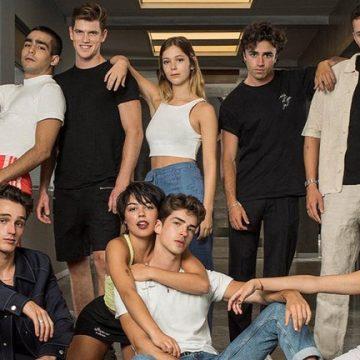 Élite presentó a sus nuevos integrantes de la serie