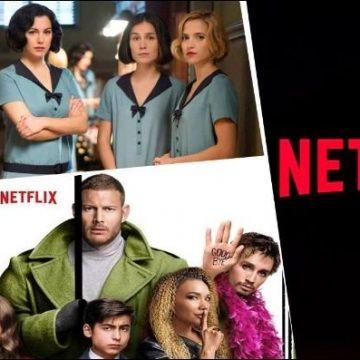 Series y películas para este mes de julio en Netflix