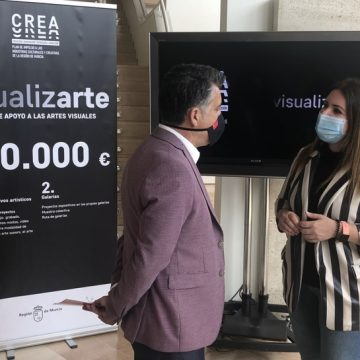 Cultura destina 300.000 euros del Plan CREA a apoyar las artes visuales