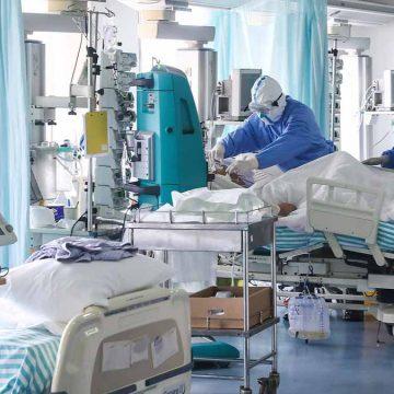 Las hospitalizaciones se cuadruplican en un mes por el aumento de casos