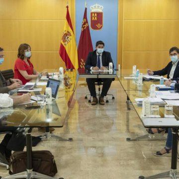 Salud instala un nuevo punto Covid y extremará el seguimiento de contactos en Mazarrón