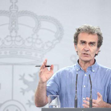Fernando Simón avisa de que hay posibilidad de nuevos confinamientos y señala que la Justicia los avala