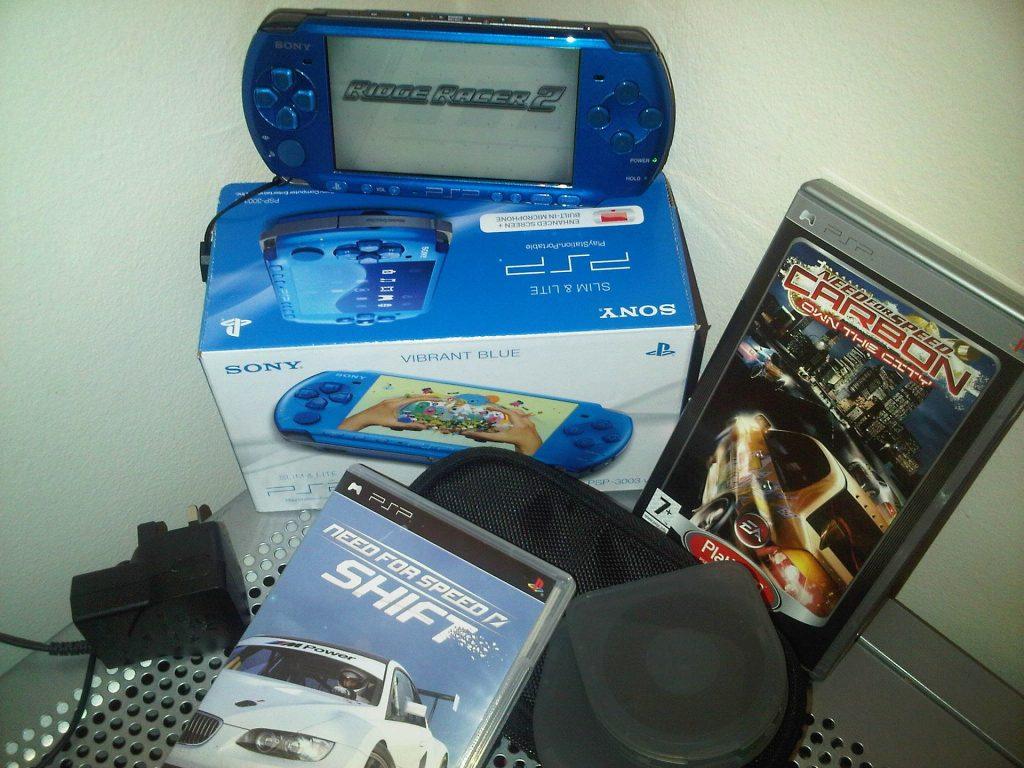 Como conectar la PSP a Internet