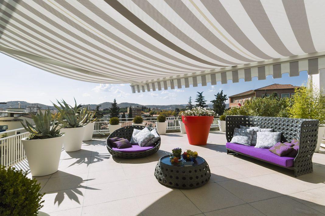 Ideas para conseguir una agradable decoración para terraza