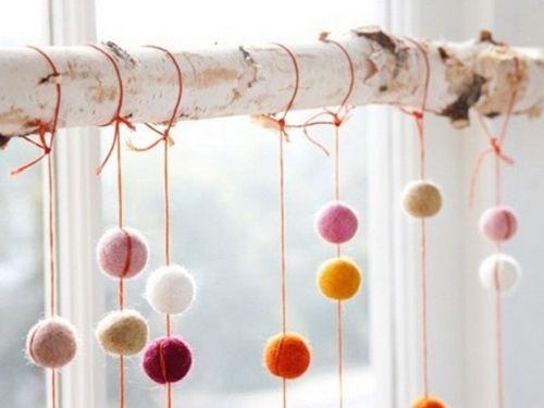 Consigue la decoración de casa soñada usando ramas