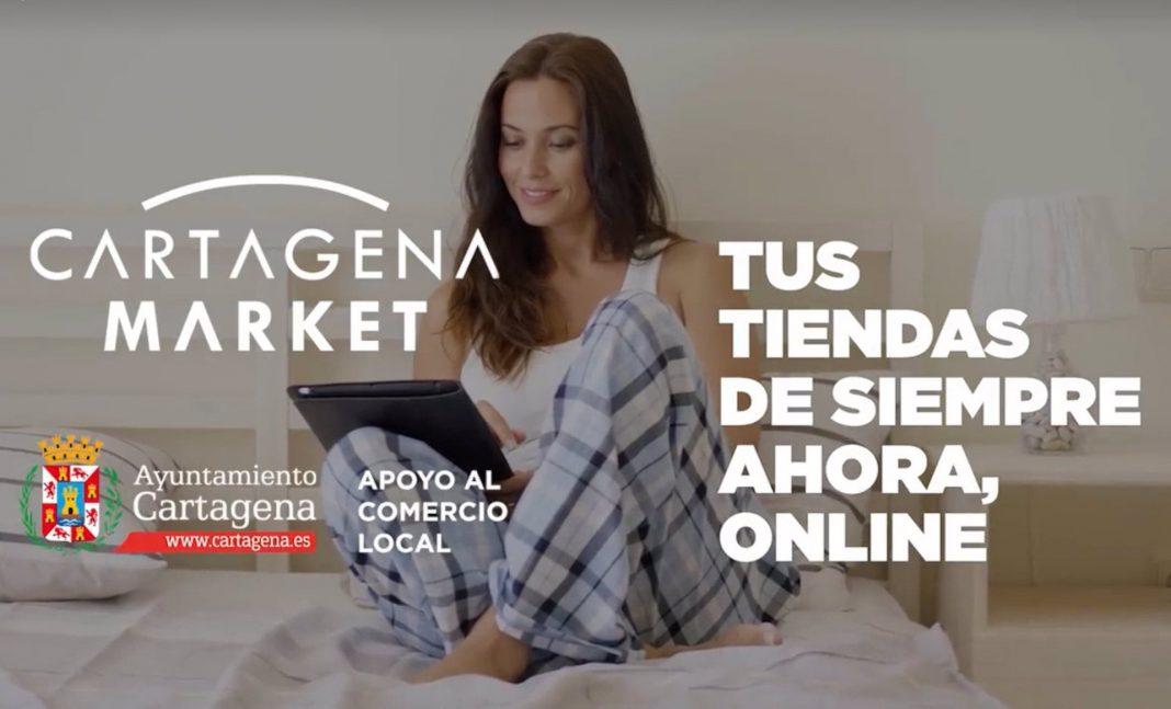 Cartagena-Market