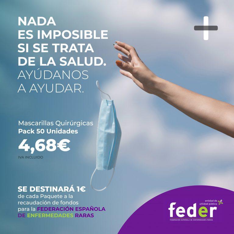 Matesa recauda fondos para FEDER y la investigación en enfermedades raras