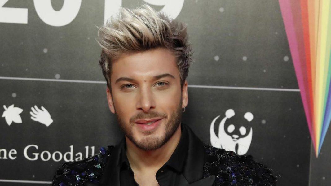 'Voy a quedarme' será la canción con la que el murciano Blas Cantó representará a España en Eurovisión