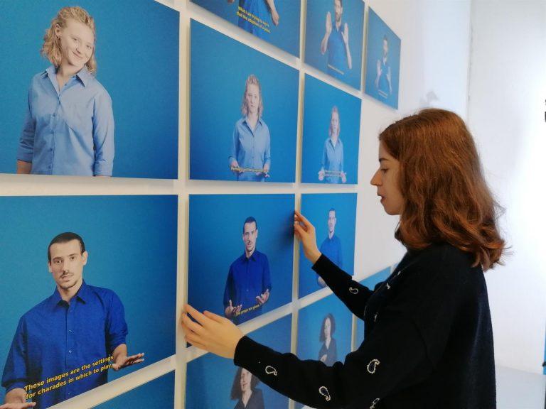 El Centro Párraga abre este viernes al público la exposición 'Ways of Gesturing', de Marta Pujades