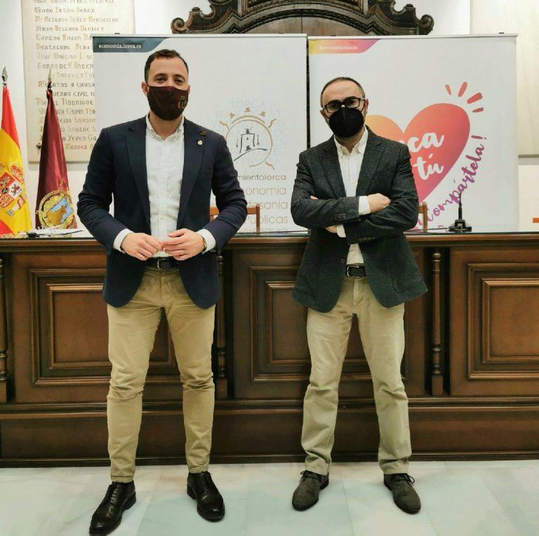 Lorca aprueba un nuevo paquete de medidas para comerciantes, hosteleros y autónomos afectados por la Covid