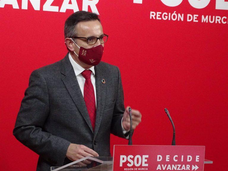 El PSOE busca un sustituto para Diego Conesa en las autonómicas de 2023