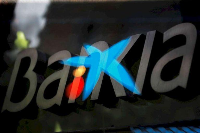El intercambio de acciones de fusión Bankia-CaixaBank, sujetas al viernes