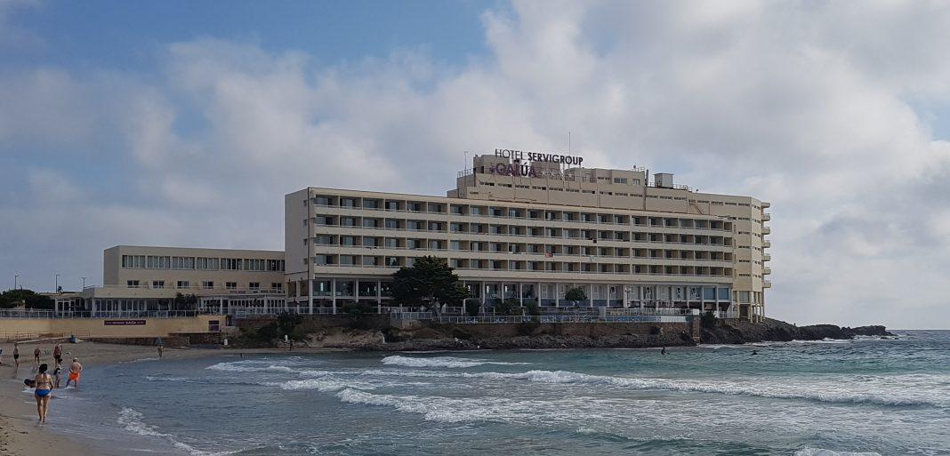 Hotel en La Manga del Mar Menor