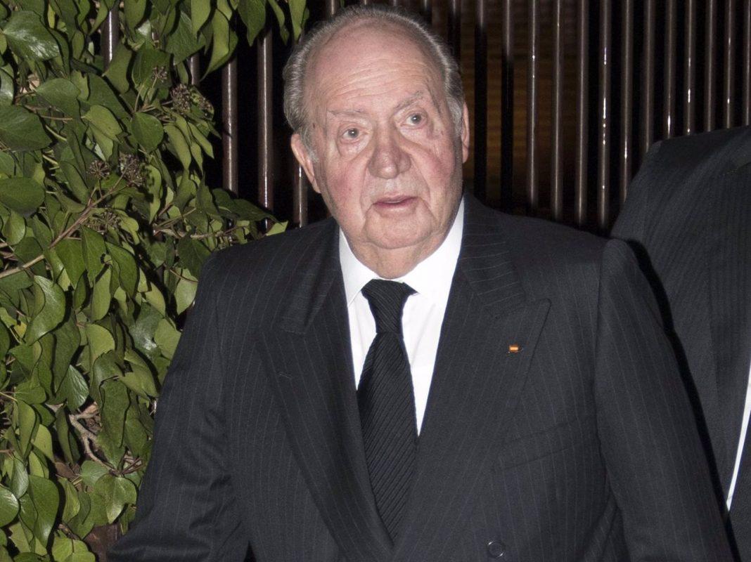 El rey emérito, Juan Carlos I, sobre el que UP pide una investigación