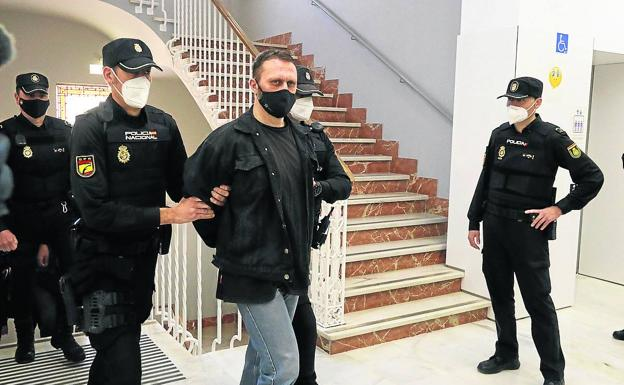 Prisión permanente revisable para Igor el Ruso por los tres asesinatos de Andorra