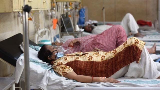 Expertos alertan sobre la amenaza sanitaria en la India