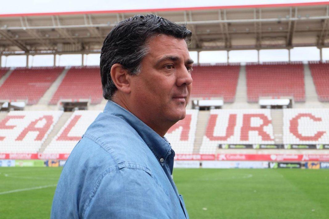Julio Algar, exdirector deportivo del Real Murcia