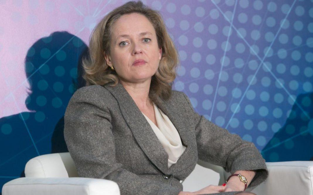 Nadia Calviño, vicepresidenta segunda y ministra de Asuntos Económicos y Transformación Digital