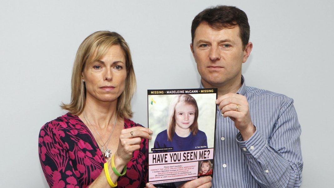 La policía alemana sostiene que Madeleine McCann fue asesinada en Portugal