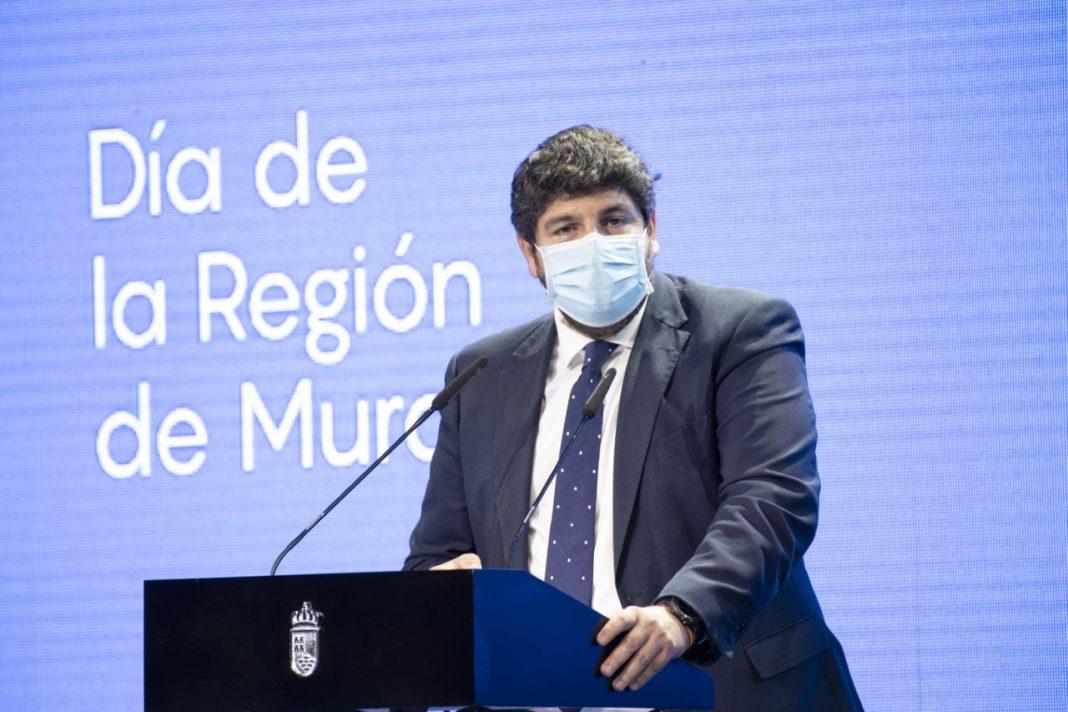 López Miras Murcia