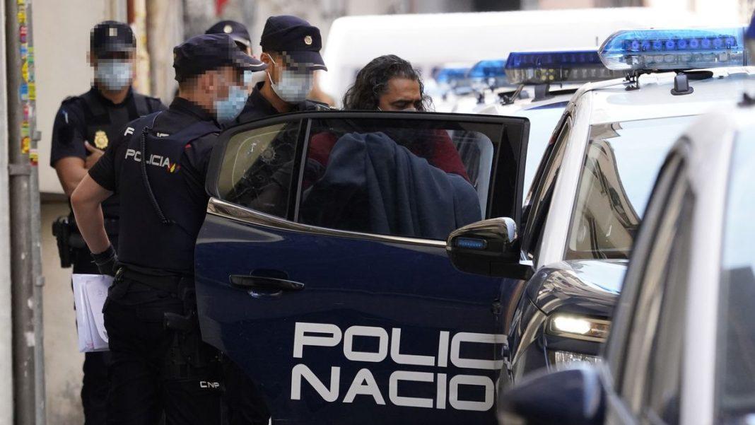 Diego El Cigala puesta en libertad
