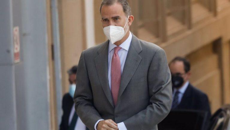 El rey presidirá el 15 de julio en el Palacio Real un homenaje a las víctimas de la pandemia
