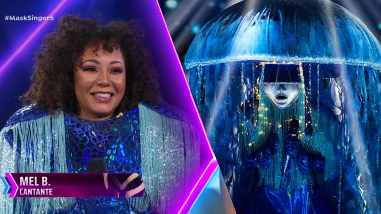 Mask Singer España vuelve a sorprender con un fichaje internacional, Mel B de las Spice Girl