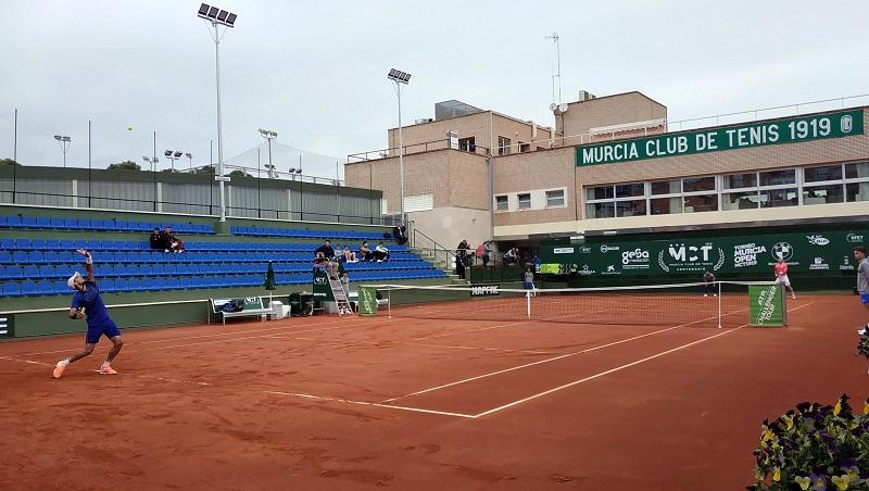 Dopaje Murcia Club de Tenis