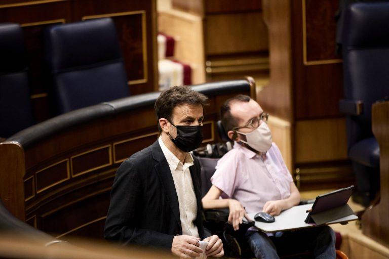 "Asens acusa a Batet de utilizar un segundo informe ""a medida"" para justificar la retirada del escaño a Rodríguez"
