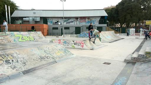 mejores skateparks Murcia