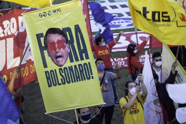 Acusan al Gobierno de Brasil de corrupción en la compra de vacunas anti-covid