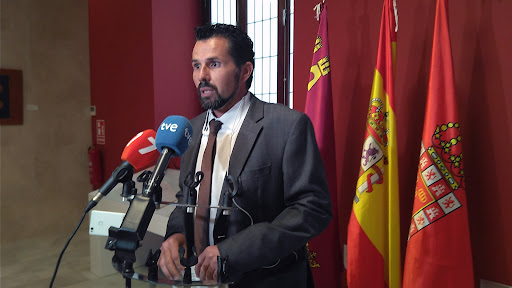 Murcia investiga irregularidades en las obras de un jardín en Barriomar