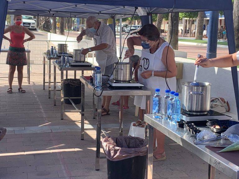 San Javier y Santomera acogieron este fin de semana dos eventos gastronómicos que pusieron en valor la cocina de la Región