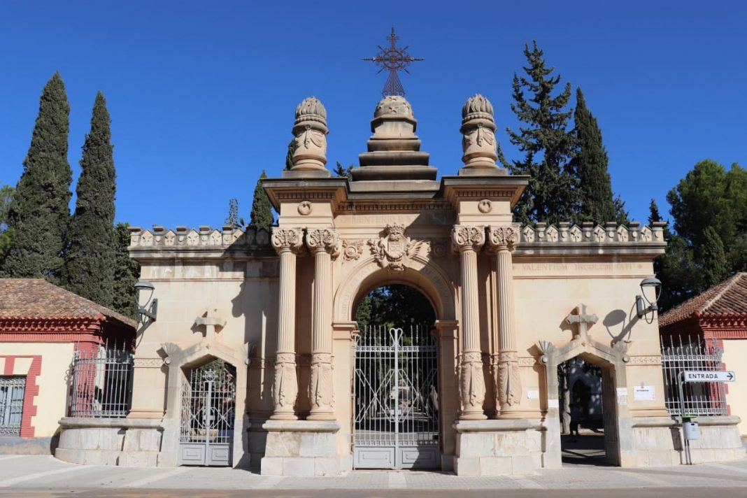 cementerio Murcia