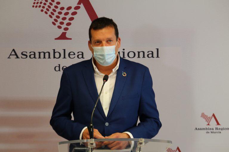 El PSOE exige medidas contra el vertido de nitratos en el Mar Menor