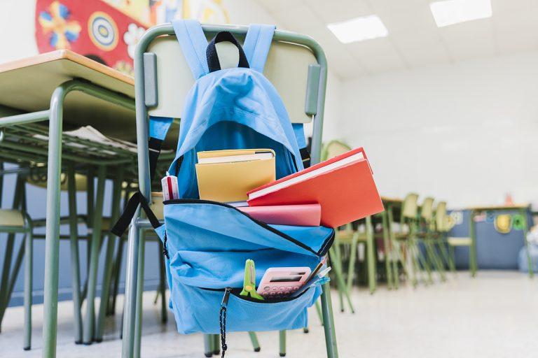 Educación destina 500.000 euros a becas para la escolarización en el primer ciclo de Infantil