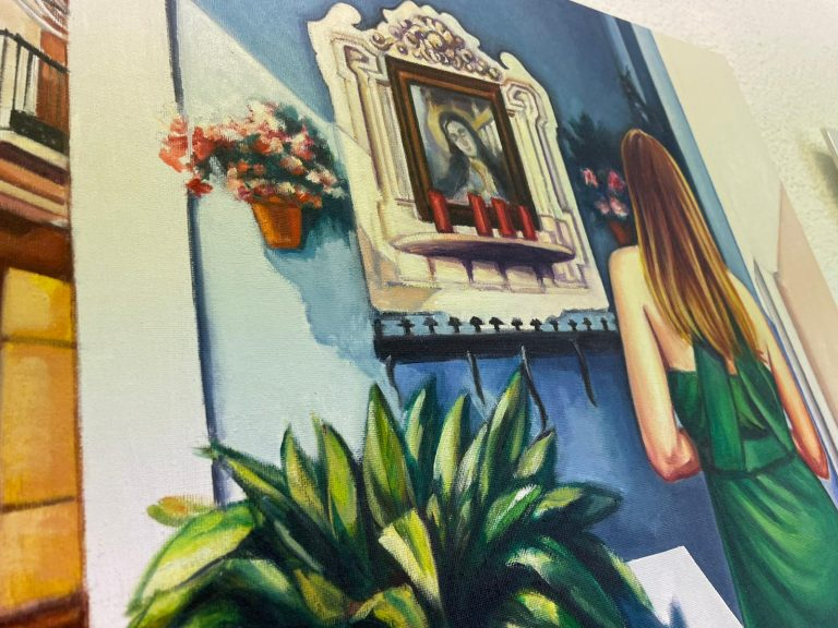 La exposición 'Musas' llega este sábado al Laboratorio de Arte del Carmen