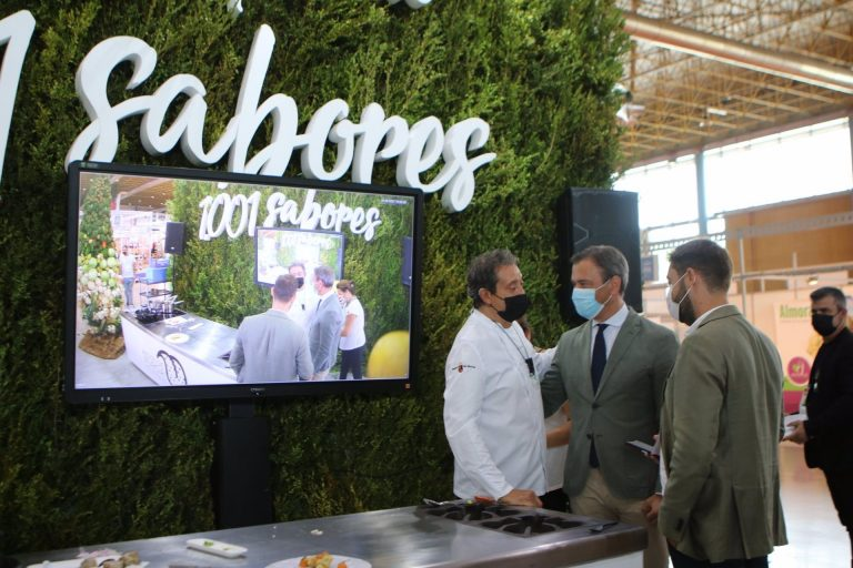 Un total de 50 chefs y sumilleres exhiben las mejores propuestas culinarias de la Región en feria Alicante Gastronómica