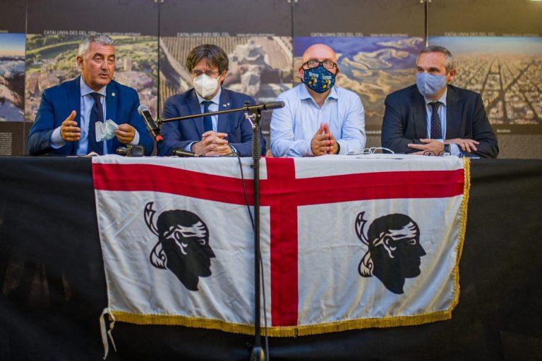 """Puigdemont acusa al Gobierno de dialogar sólo con ERC """"por estabilidad parlamentaria"""""""